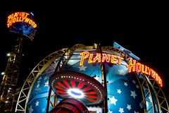 Planet Hollywood Royalty Free Stock Photos