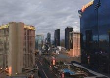 Planet Hollywood, Twilight, Las Vegas Royalty Free Stock Image