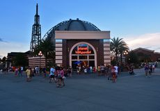 Planet Hollywood w Jeziornym Buena Vista zdjęcie stock