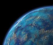 Planet illustration Stock Photography