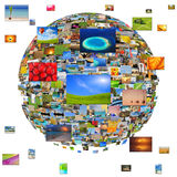 Planet of images Stock Photos