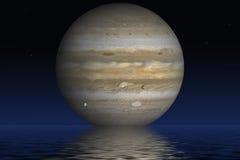 Planet Jupiter Royalty Free Stock Photos