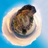 Planet Kreta Stockfotografie
