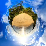 Planet Masoala Stock Image