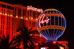 Planet Paris Stockfotos