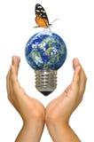 Planet power Stock Image