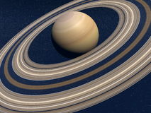 Planet saturn Stock Photography