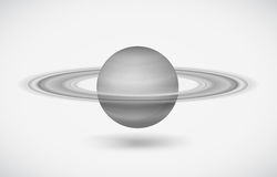 The planet Saturn Stock Photo