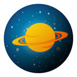 Planet Saturn Royalty Free Stock Images