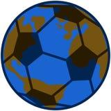 Planet soccer Stock Photo