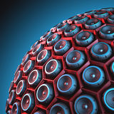 Planet Speakers Stock Images
