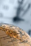 planet strefy czasowe zdjęcie stock