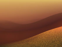 Planet surface background Stock Photography