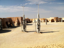 Planet Tatooine Royalty Free Stock Images