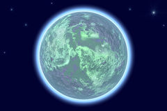 Planet Royalty Free Stock Photos