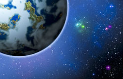 planeta Fotografía de archivo