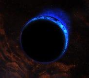 Planeta abstracto - #1 Fotos de archivo