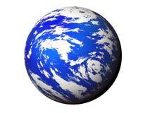 Planeta azul. Fotos de archivo libres de regalías