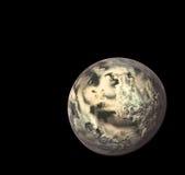 Planeta da fantasia Fotografia de Stock Royalty Free
