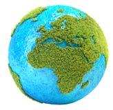 Planeta da grama ilustração do vetor