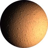 Planeta de Brown Imagens de Stock