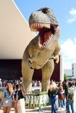 Planeta de Dinasaur Fotos de Stock Royalty Free