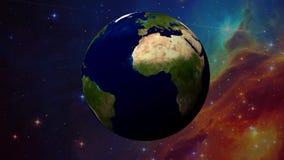 planeta de la tierra 3d stock de ilustración