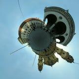 Planeta de Odeonsplatz fotografia de stock royalty free