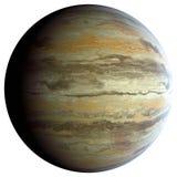 Planeta del gigante de gas Foto de archivo libre de regalías