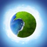 Planeta do amor ilustração royalty free