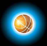 Planeta do basquetebol Fotografia de Stock Royalty Free