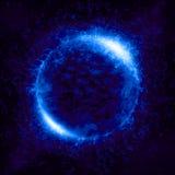 Planeta eléctrico Imagenes de archivo