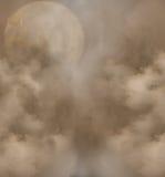 Planeta en el cielo Fotos de archivo