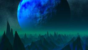 Planeta fantástico libre illustration