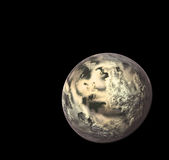 planeta fantazji Fotografia Royalty Free