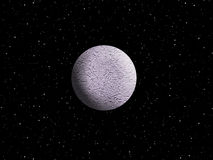 Planeta frío Foto de archivo