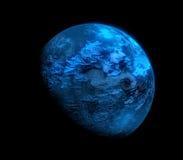 Planeta frío Imagenes de archivo