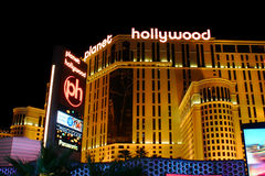Planeta Hollywood Las Vegas Foto de Stock Royalty Free