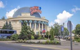 Planeta Hollywood - quedas de Niagra Fotos de Stock