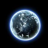 Planeta i galaxy ilustracji