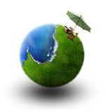 Planeta ideal Ilustração Stock