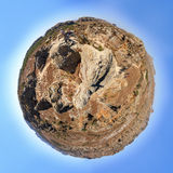 Planeta Isalo Fotografia de Stock