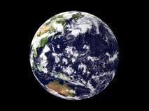 Planeta la tierra Fotos de archivo
