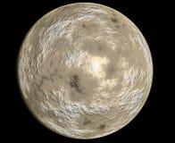 Planeta Mercury Foto de Stock Royalty Free