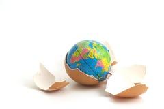 Planeta novo Foto de Stock