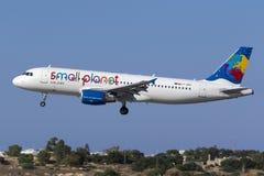 Planeta pequeno A320 Imagens de Stock