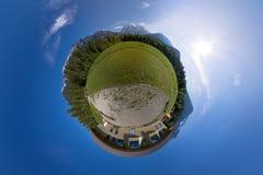 planeta Rockies Zdjęcia Stock