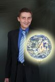 planeta save Obrazy Stock