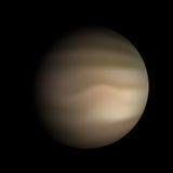 Planeta Venus Foto de Stock