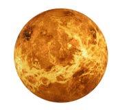 Planeta Venus Isolated Elements desta imagem fornecido pela NASA ilustração do vetor